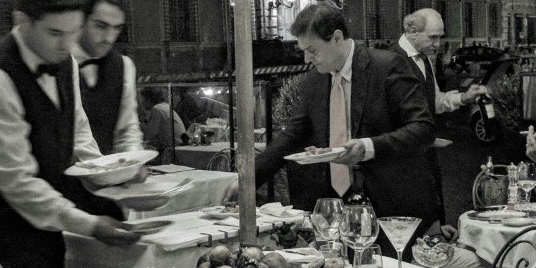 Seconda regola del buon ristoratore