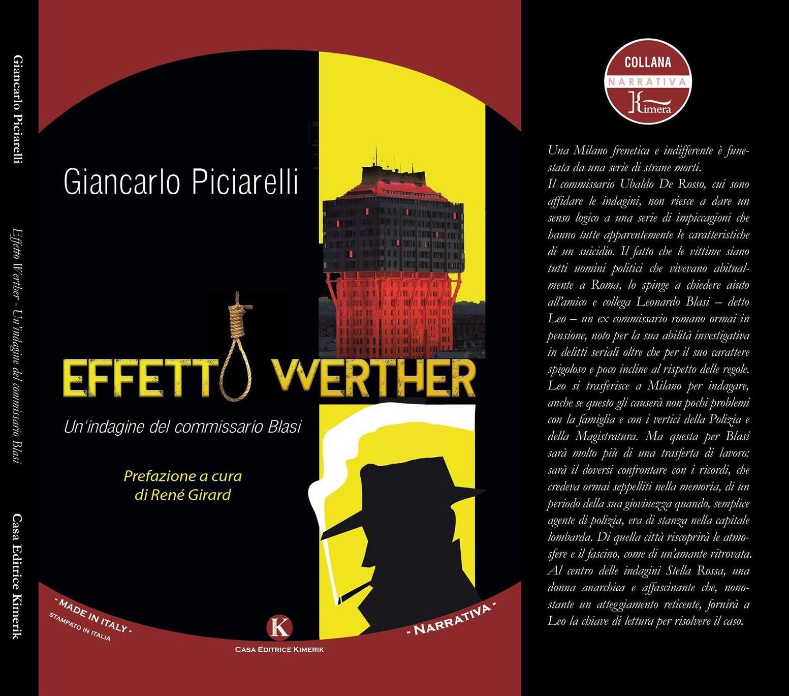 """Presentazione di """"Effetto Werther"""""""