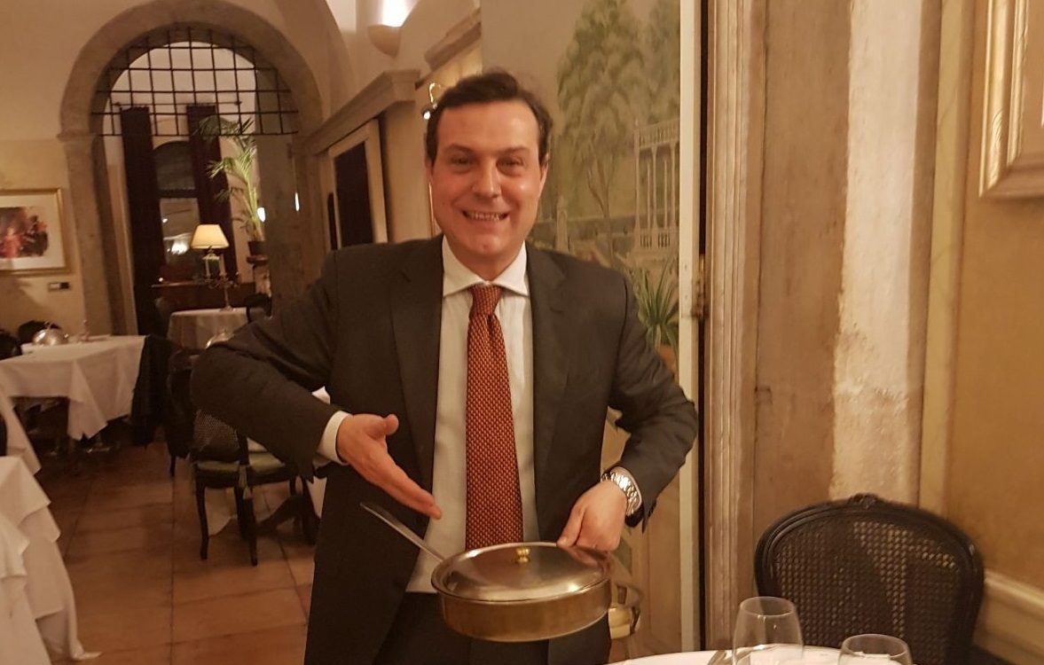 I racconti di alessandro da camponeschi cucina romana con for Cucina romana